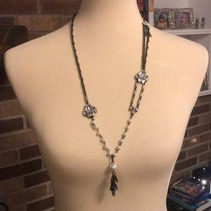 Retired Plunder Jacqueline necklace-NIB